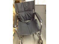 Wheelchair. Light weight