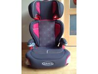Graco Childs high back booster car seat with detachable back rest