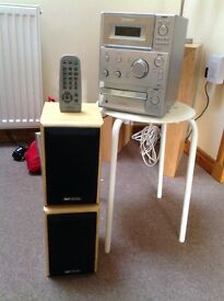 Sony Small Stereo System