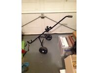 Junior golf trolley