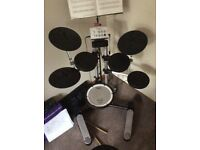Good condition - works well . Ideal for learning & playing drums