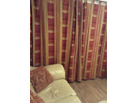 John Lewis made to measure curtains (2pairs) for sale