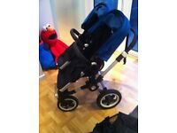 Bugaboo Donkey - Dark Blue (with accessories)