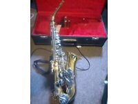 Tenor sax Selmor Bundy 2