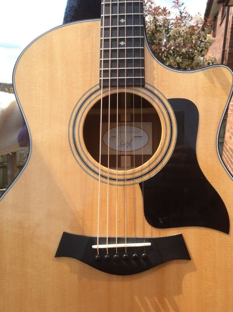 Taylor 314 CE all solid wood electro acoustic guitar JUST REDUCED TO SELL |  in Crediton, Devon | Gumtree