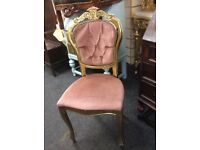 Vintage French style chair