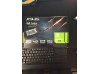 Asus GeForce GT 610 Silent Nvidia Graphics Card (2GB DDR3, PCI Express 2.0, HDMI, DVI-I, VGA)