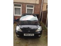 54 Plate Ford Focus in Excellent Condition