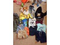 Boys bundle 18 months - 3 years (16 items)