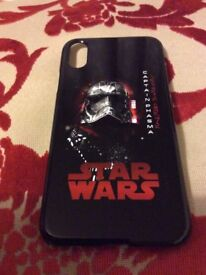 Brand New IPhone X Star Wars phone case/cover