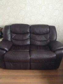 2 & 3 piece reclining sofas