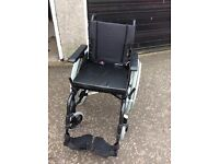 Wheelchair self propelled ... immaculate condition