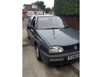 VW Golf 1.4 MOT expired. One previous owner, seems too good to scrap