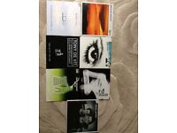 Collection of Trance and Hard House vinyl