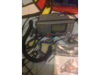 Marine Radio. Ship to shore. VHF-DSC. SILVA