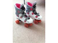 Girls/ladies roller boots size 5