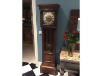 grandfather clock (art nouveau)