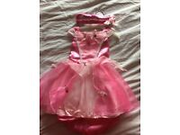 sleeping beauty age 6-12 months outfit