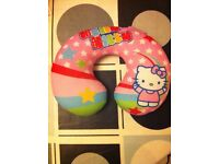 Hello Kitty Travel Neck Pillow for Toddlers / Children