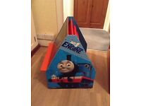 Thomas the Tank Bookcase and Chalkboard in one