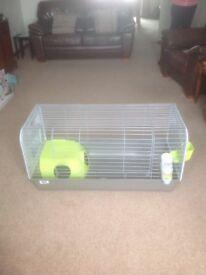 Indoor rabbit cage, Caesar 3 De Luxe from Pets at Home