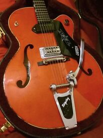 Gretsch G6119-1959 Chet Atkins Reissue. Trade for Fender Johnny Marr Jaguar etc