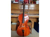 Andreaus Zeller cello in good condition