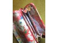 Cath Kidston Daisy Bed unused purse, with tags