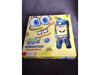 SpongeBob Hangman Game