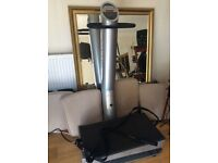 Vibrogym Professional in excellent condition. It has only been used domestically in a home gym