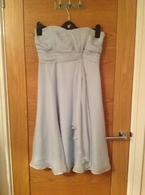 Blue bridesmaid/prom dress from Coast size 10/12