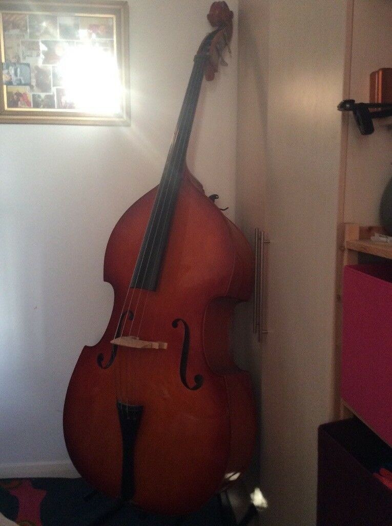 Double Bass - Good Condition