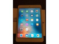 iPad mini 16gb silver vgc