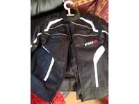 Motorcycle jacket like new