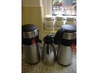 TEA AND COFFEE AIRPOTS 3 LITRE BRAND NEW