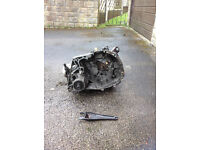 """Clio Renault Sport 172""""cup"""" Gearbox Jc5 - 129"""
