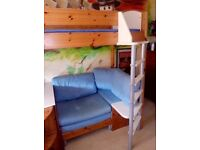 Stompa high bed