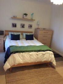 ***ABSOLUTELY GORGEOUS DOUBLE ROOM TO RENT NEAR WESTBOURNE-PATIO DOORS ONTO BALCONY VERY MODERN****