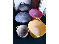 Plaster Buckets