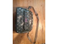 Cath Kidston Baby changing bag, very good condition