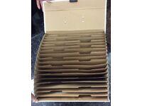 Box file expanding
