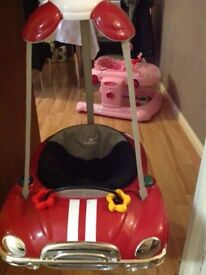 Baby door swing, baby car swing, Bought from Toys R US