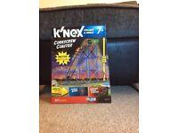 K'nex Corkscrew Coaster