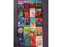 SELECTION OF 20 GIRLS BOOKS