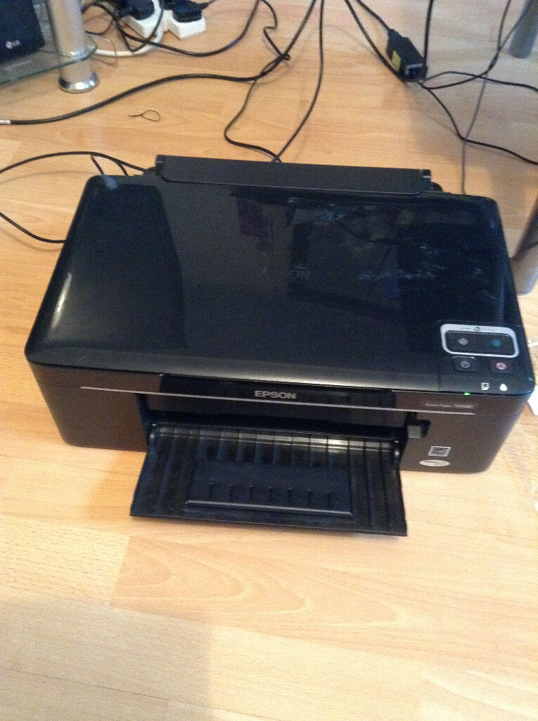 Epson Stylus SX130 Compact All-in-One Printer (Print, Copy and Scanner)