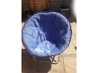 Garden Moon Chair