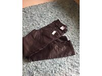 Boys river island black jeans brand new with tags age 12
