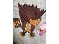 Child's Viking Costume