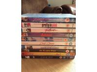 80s (ish) films DVD set for the girl you love