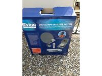 Tevion Mini Satellite System - brand new, never used